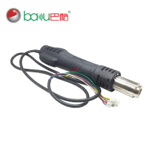 BAKU Hot Air Heat Gun Handle Desoldering Replacement for SMD BGA Rework Station 601D 878l 858A 898D 909