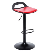 Taburete Sedie Stuhl Kruk Banqueta Sedia Ikayaa Tabouret De Comptoir Hokery Table Leather Silla Cadeira Stool Modern Bar Chair