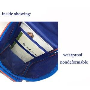 Image 4 - New Girls School Backpacks Children School Bags Orthopedic Backpack Cat Butterfly Bag For Girl Kids Satchel Knapsack Mochila