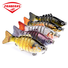 1PCS 15g 10cm Bass Fishing Lures Crank Bait Crankbait Tackle Swim bait wobblers fishing japan Hard Crazy Fish Lure