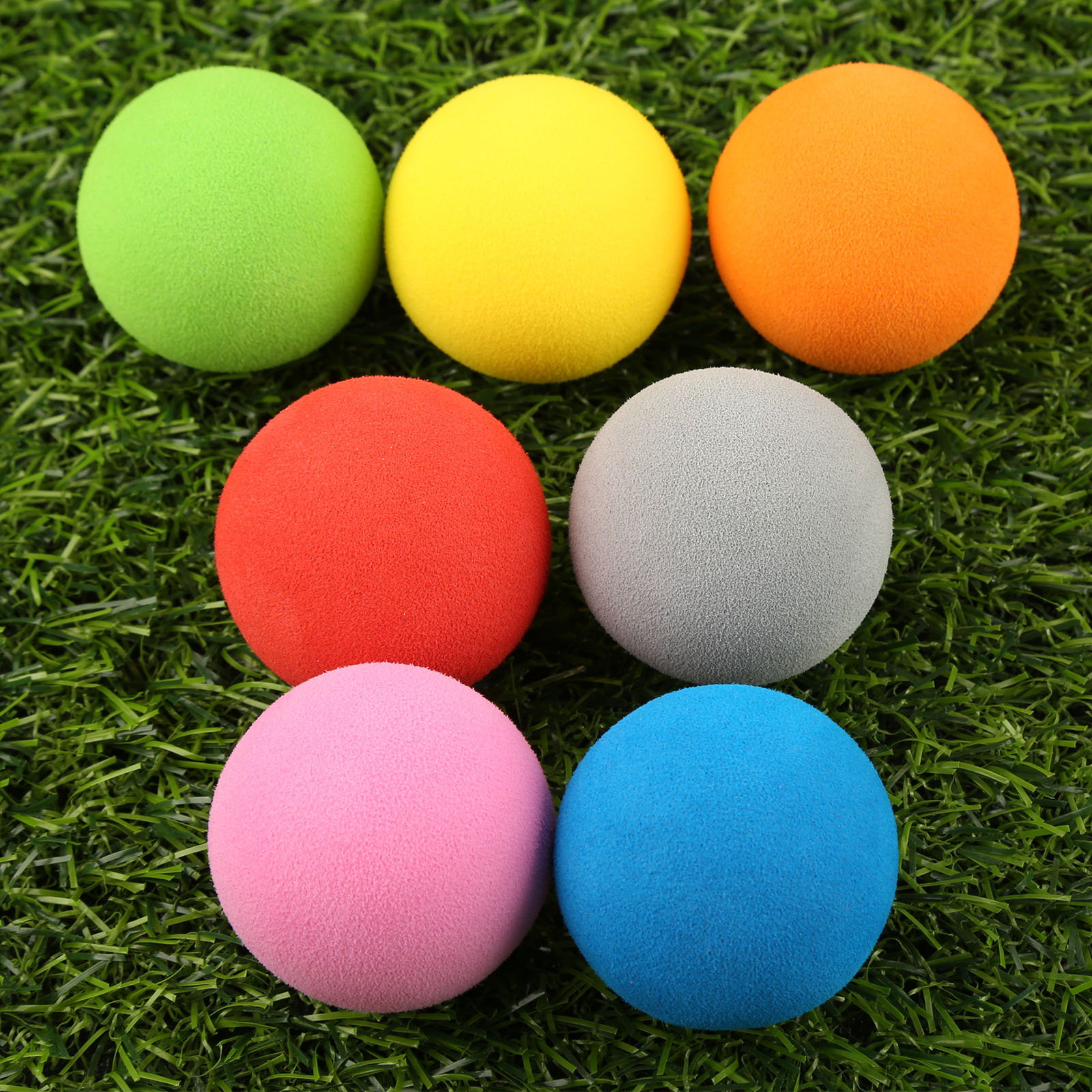 Soft Sponge Balls 3