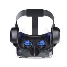 LIUDAI  3DVR glasses mobile phone virtual reality helmet game panorama