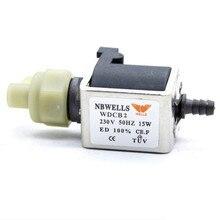 Steam iron electromagnetic pump voltage AC230-240V-50Hz power 15W