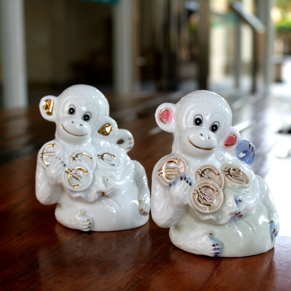 Online buy wholesale monkey figurines from china