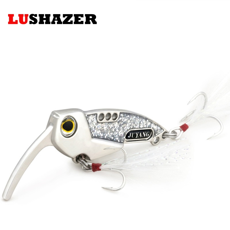fishing bait spoon VIB metal spoon lure 15g 20g gold silver fly fishing hard lures spinner bait isca artificial superfice metal jig lures 10g 15g 20g 25g spoon bait fishing angeln isca artificial hard lure bass carp fishing tackles free ship