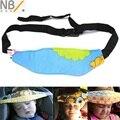 Posicionador del sueño newbealer asiento de seguridad de coche de bebé cochecito buggy carrito soporte para la cabeza cinta de sujeción accesorios cochecitos pram