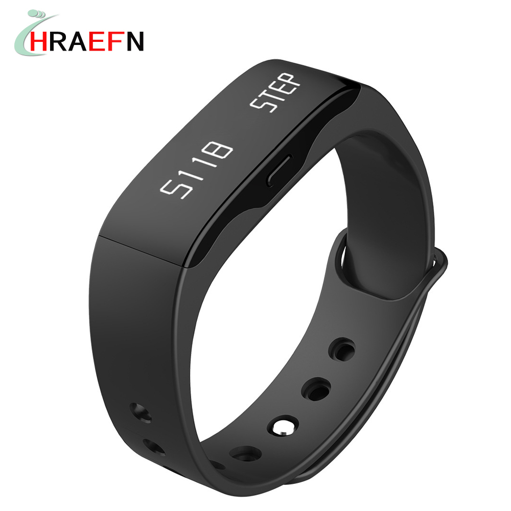 Smart band L28T Passometer Outdoor OLED Smartband Clock wristband sport Bracelet Fitness Tracker For Android xiaomi