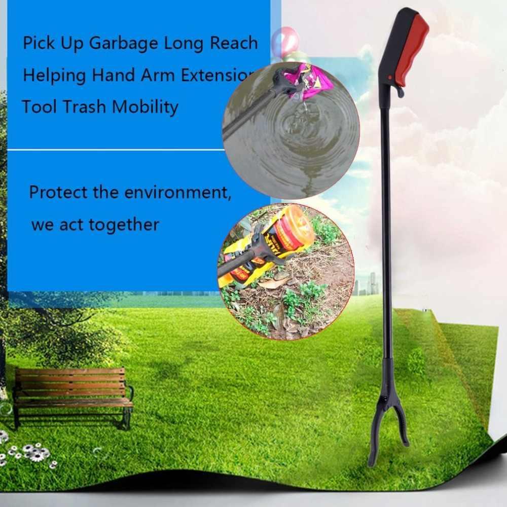 1 pièces ramasser les ordures bâton longue portée aide main Extension bras outil poubelle mobilité pince pince pince maison jardin outils