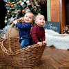 Newborns clothes new red plaid rompers shirts+jeans baby boys clothes bebes clothing set 2