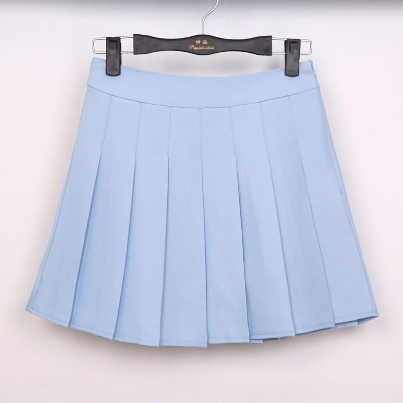 pleated skirt 13