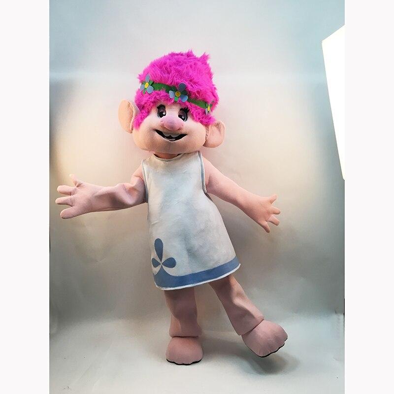 Новинка; Лидер продаж Маскоты костюм тролли полный взрослых наряд Маскоты парад качество клоуны дни рождения Тролль