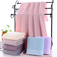 New Store Opening 100% Cotton absorbent travel furniture towel bath towel Soft Towel Microfiber Fabric Face Portable