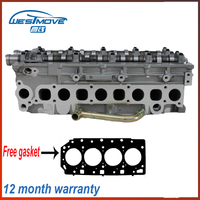 Komplette zylinderkopf montage für Hyundai H1 H200 Starex Porter 2497CC 2 5 CRDI DOHC 16 v MOTOR: d4CB D4CBVGT 22100-4A100