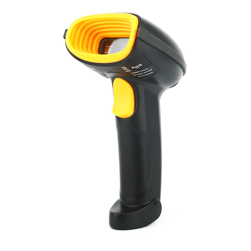 Hanheld 2D QR Barcode Scanner Reader DataMatrix,PDF417 Bar Code Mobile Payment Computer Screen