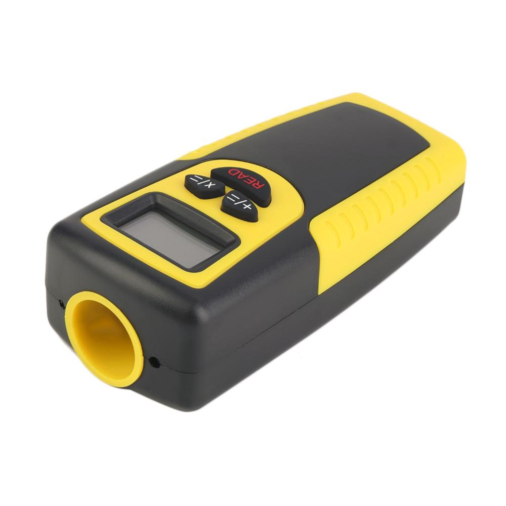 Лазерный дальномер телеметрическая система лазерный ультразвуковой Расстояние точка дальномер ЖК-дисплей medidor де distancia лазерный