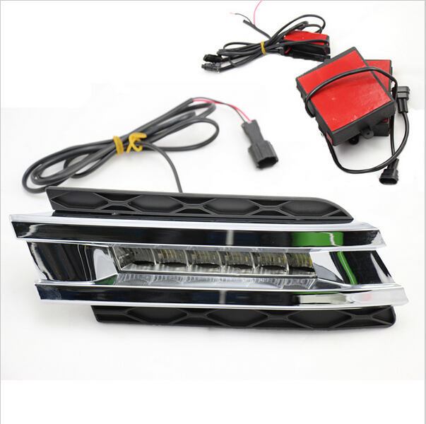 Free shipping LED Daytime Running Light,LED DRL For Mercedes Benz GL320 W164 GL350 GL420 GL450 2006-2009 auto fuel filter 163 477 0201 163 477 0701 for mercedes benz
