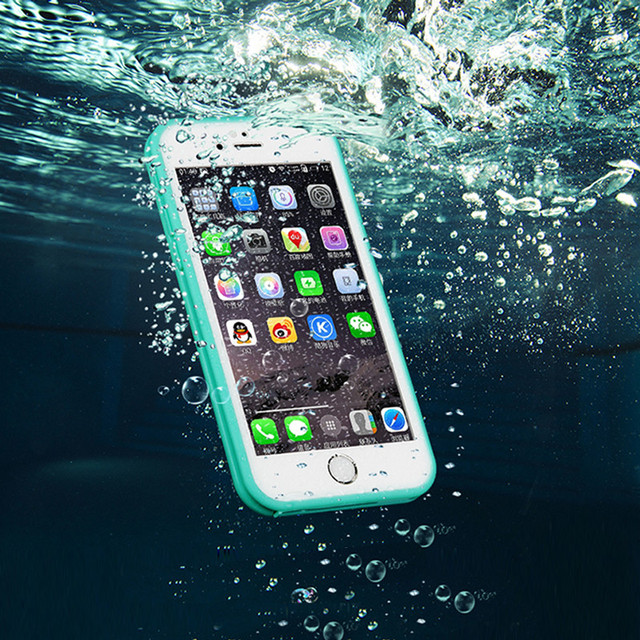 Apple waterproof phone