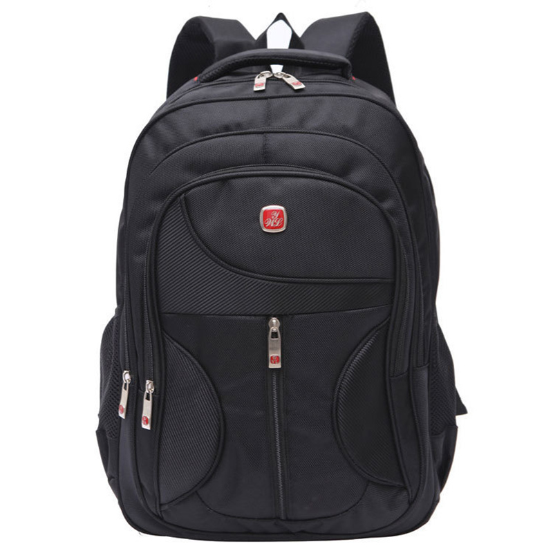 15 Inch Laptop Backpack Nylon Large Capacity Travel Bags High Quality Student School Bag For Teenager 2019 School Backpack Men