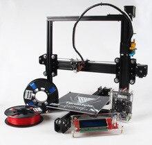 2017 классические tevo Тарантул I3 алюминиевого профиля 3D-принтеры комплект 3D печать 2 рулона нить SD Card Titan экструдера, как подарок