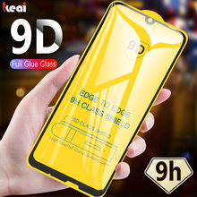 9D Full Cover Screen Protector Glass For Huawei Honor 10 9 Lite 8X 7A Tempered Glass For Huawei Nova 3 3i Protection Glass Film(China)