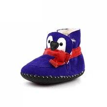 Lolita Girls Winter Baby First Walker Shoes Newborns Warm House Warm Footwear Infantil Ankle Boots Babe Snow 60A1006