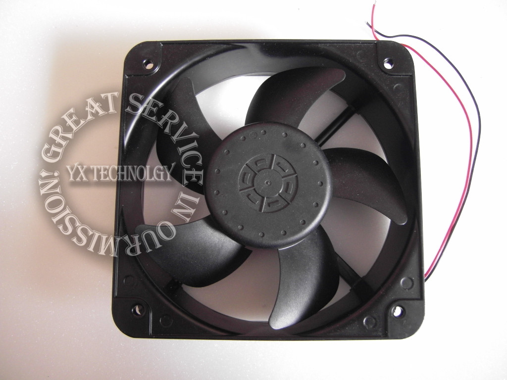 все цены на SZYTF  Winds of 24V DC fan axial fan FDB2006024L cooling fan 200*200*60mm онлайн