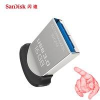 SanDisk FIT USB 3 0 Flash Drive 128GB 64GB 32GB 16GB 150MBS Bultra Pen Drive USB