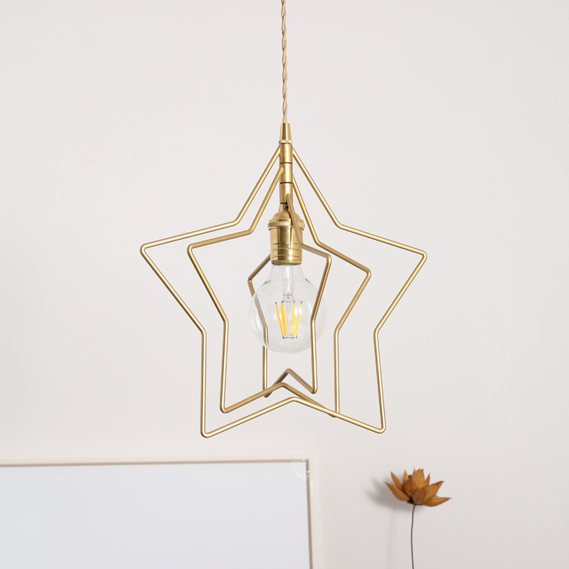 Gold DIY Nordic Star Pendant Light 360 Degree Rotatable for living room hotel dining-room BAR LED Lighting ceiling Lamp fixturesGold DIY Nordic Star Pendant Light 360 Degree Rotatable for living room hotel dining-room BAR LED Lighting ceiling Lamp fixtures