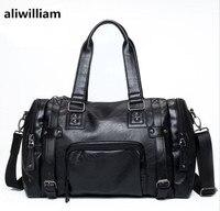 2017 New Men S Bag Men S Handbag Leather Men S Bag Men S Travel Bag