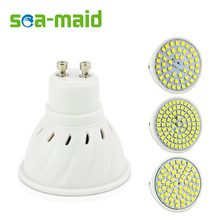 GU10 E27 E14 MR16 LED Lamp AC220V 110V LED Spotlight SMD2835 Bombillas Spot light Lampada LED Bulb for indoor lighting
