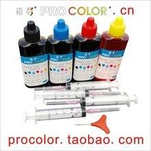 303XL BK Pigment 303 XL Tri renk Boya mürekkep dolum kiti için HP HP303 fotoğraf Envy 6220 6230 6232 6234 7130 7134 7830 Mürekkep Püskürtmeli yazıcı