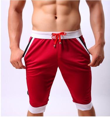 HOT Koop Zomer outdoor Skinny Broek Heren ademend Elastische sport - Herenkleding - Foto 2