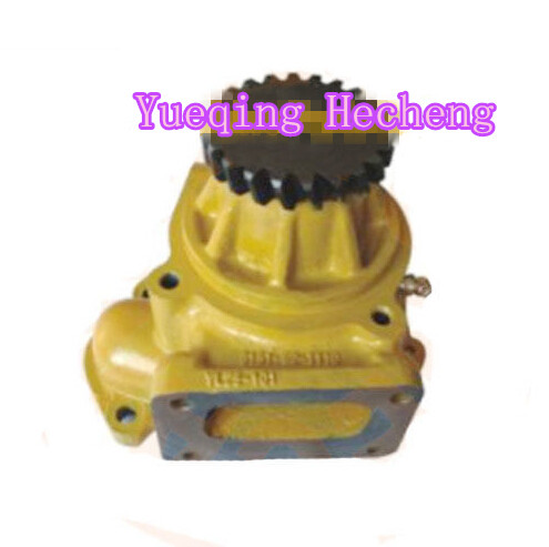6151-62-1102 Water Pump 6151621102 for S6D125E Engine Excavator PC400-6 water pump 6 holes 1 13610 877 0 for 6bd1 engine excavator ex200 2