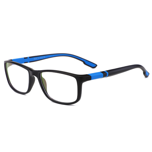 93f760d3e01 Cubojue Men s Glasses Women Sports Style Man Prescription Spectacles Myopia  Diopter Optical Lens Points Male Photochromic UV400
