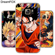 DREAMFOX M108 Japanese Anime Collage Soft TPU Silicone Cover Case For Samsung Galaxy S5 S6 S7 S8 S9 S10 S10E Lite Edge Plus