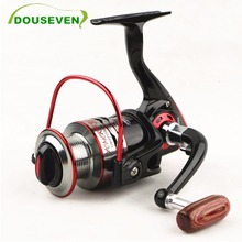 Double 7 Spinning Fishing Reel 5.1:1 10+1 Ball Bearings 2017 Carbon Fiber Drag System Max Drag 8-12KG Fish Gear D7-RE1703