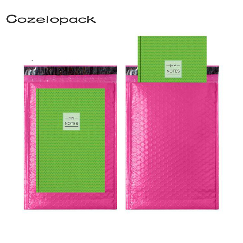 10PCS #0 6x10inch Pink Poly Bubble Mailer Padded Envelopes 170x230mm Self Seal Mailing Bag Bubble Envelope Shipping Envelopes
