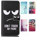 Phone Cases Covers For Samsung Galaxy S6 Flip PU Leather Silicone Magnetic Stand Wallet Protect For Galaxy S6 w/ Card Holder