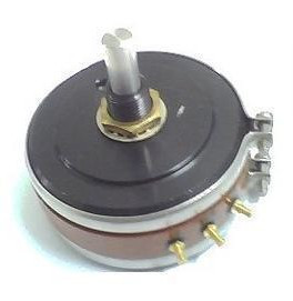 [VK] HELIPOT R257C 10K conductive plastic potentiometer 360 degree turn switch cazenoveyi