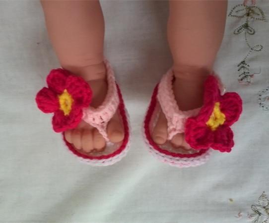 71407e3d ¡Sandalias del bebé del ganchillo venta! Zapatos del niño de la muchacha  para el verano, algodón caliente ZAPATOS BARATOS, desgaste del bebé en  Sandalias y ...