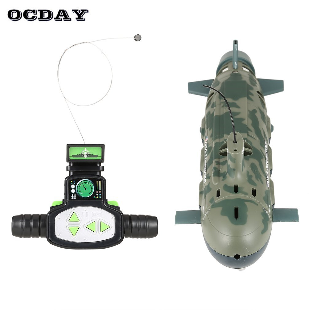 OCDAY RC Submarine 27MHz 6CH Seawolf High Speed Remote Control Electric Navy Diving Submarine Model Toys for Children Gifts 3 speed change remote and manual control 60 90 120 secs circle 60x10cm electric turntable display stand rotary model show