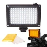 Mini LED Video Light Photo Lighting On Camera Hotshoe Dimmable LED Lamp For Canon For Nikon