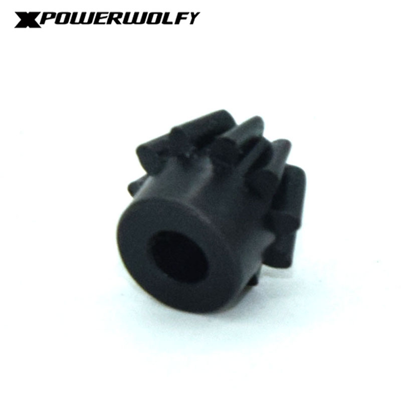 Image 3 - FightingBro Motor Pinion Gear Steel Type O D For Airsoft AEG Accessories Paintball Air Guns-in Paintball Accessories from Sports & Entertainment