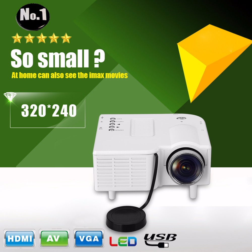 aliexpress com buy excelvan gm40 portable mini projector