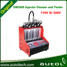 Auto Ultrasonic Injector &Cleaner CNC600 CNC-600 Maintenance and Cleaning Machine