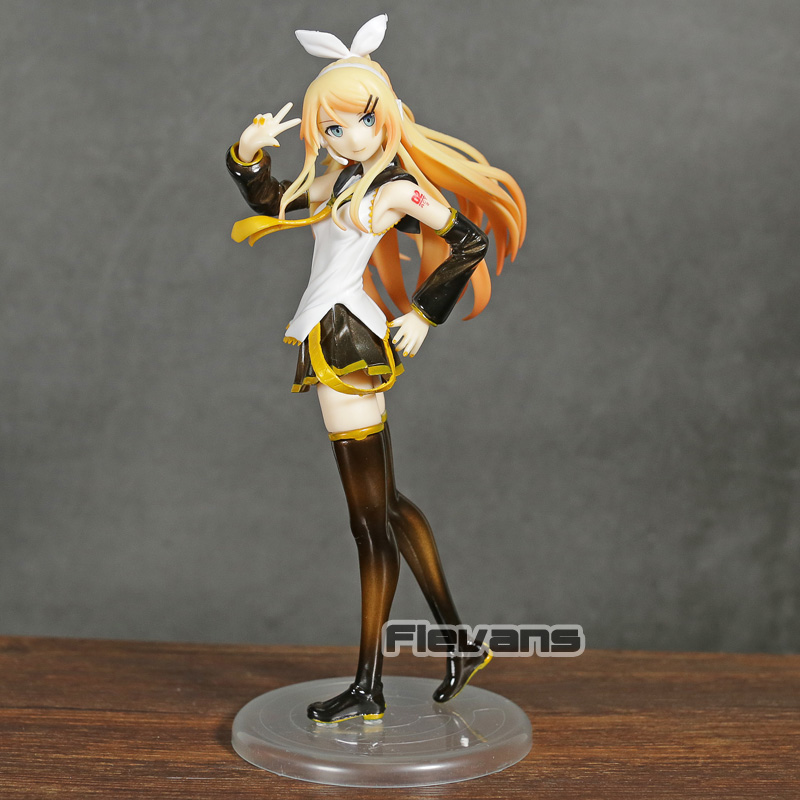 PVC Figure New In Box Anime Rin-chan Now Kagamine Rin Adult Ver