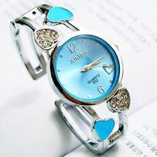 Promotionnel montre-bracelet Marque De Mode quartz bracelet bracelet montre femmes marque nouveau meilleur cadeau top qualité 150840