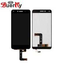 """BKparts 5,"""" для huawei Y6 II Compact Honor 5A LYO-L01 LYO-L21 ЖК-дисплей сенсорный экран стекло дигитайзер сборка Замена"""