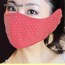10pcs/Pack fashion cotton face masks surgical necessaries para mulheres protection rescatewoman motorcycle doctor mask sky mask