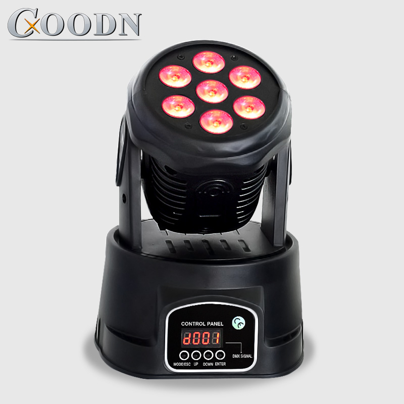led moving head wash 7X12W RGBW 4in1 LED DMX stage lighting for wedding machineled moving head wash 7X12W RGBW 4in1 LED DMX stage lighting for wedding machine